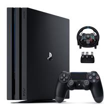 SONY Playstation 4 Pro Region 2 CUH-7216B 1TB Bundle Game Console
